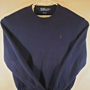 Ralph Lauren Polo Crew Neck Sweater Size Large